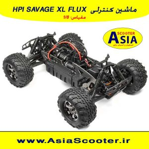 ماشین آرسی HPI SAVAGE