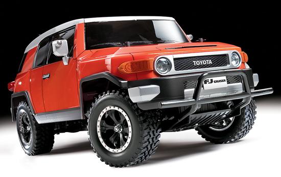 ماشین کنترلی آفرود تامیا Toyota FJ Cruiser